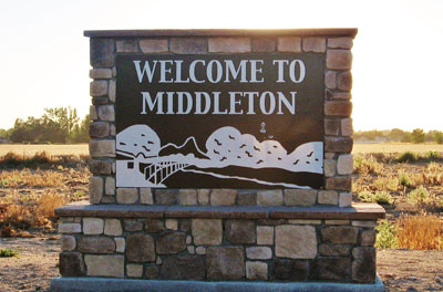 MIDDLETON is the place to be