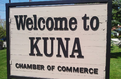 kuna is the place to be