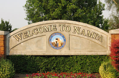 nampa is the place to be